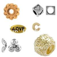 Gets.cn Zinc Alloy Beads