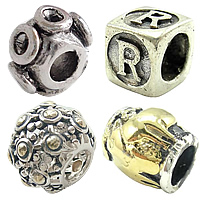 Bali Sterling Silver European Beads