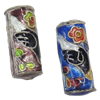 Beads Smooth Cloisonne, Tub, asnjë, 23x10mm, : 1mm, 20PC/Qese,  Qese