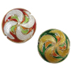 Beads Smooth Cloisonne, Round Flat, asnjë, 19x8mm, : 2mm, 20PC/Qese,  Qese