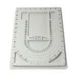 Bordi Bead Projektimi, 235x330x15mm, 5PC/Shumë,  Shumë
