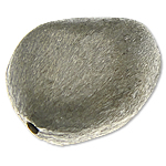 925 Sterling Silver Beads, Tajlandë, Zemër, 15.30x12.70x6.70mm, : 1mm, 3PC/Qese,  Qese