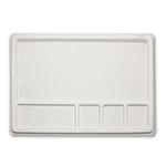 Moda bizhuteri Display, Plastik, Drejtkëndësh, asnjë, asnjë, e bardhë, 252x360x160mm,  PC