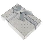 Box karton Varëse, Drejtkëndësh, 90x70x30mm, 30PC/Qese,  Qese