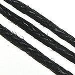 Cord Wax, e zezë, 1mm, :400m, 400m/Shumë,  Shumë