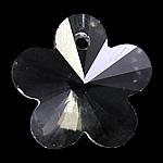 Crystal Pendants, Kristal, Lule, Kristal, 22x20x11mm, : 1mm, 10PC/Qese,  Qese