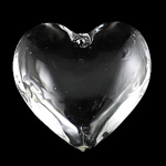 Crystal Pendants, Kristal, Zemra Flat, Kristal, 43x15mm, : 2mm,  PC