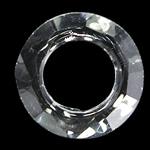 Crystal Pendants, Kristal, Petull e ëmbël në formë gjevreku, Kristal, 20x5mm, : 12mm,  PC