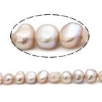 Barok Beads kulturuar Pearl ujërave të ëmbla, Pearl kulturuar ujërave të ëmbla, AA, 10-11mm, : 0.8mm, :15Inç,  15Inç,