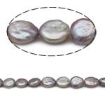 Monedhë Beads ujërave të ëmbla kulturuar Pearl, Pearl kulturuar ujërave të ëmbla, AA, 13mm, : 0.8mm, :15Inç,  15Inç,