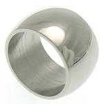 Beads bizhuteri çelik inox, Stainless Steel, Daulle, asnjë, 8x14mm, : 11mm, 50PC/Shumë,  Shumë