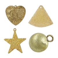 Stardust Brass Pendants