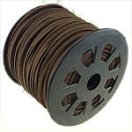 Cord Lesh, Kurrizit Lesh, bojë kafe, 3x1.50mm, :100Oborr,  PC
