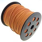 Cord Lesh, Kurrizit Lesh, portokall, 3x1.50mm, :100Oborr,  PC