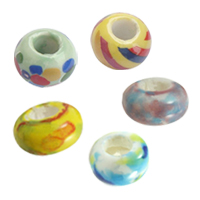 European Porcelain Beads
