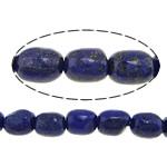 Beads lapis lazuli, Natyrore lapis lazuli, Nuggets, natyror, approx 8-10x7.5-8mm, : 1mm, : 15.5Inç, 5Fillesat/Shumë,  Shumë
