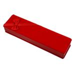Kutia Velveteen Gjerdan, Drejtkëndësh, i kuq, 60x203x35mm,  PC