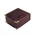 Box karton Varëse, Drejtkëndësh, bojë kafe, 83x74x36mm, 12PC/Qese,  Qese