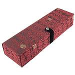 Gjerdan saten Box, with Velveteen, Drejtkëndësh, 70x242x51mm, 5PC/Shumë,  Shumë