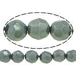 Glass Beads Pearl, Xham, Round, asnjë, 6mm, : 0.3mm, : 16Inç, 10Fillesat/Shumë,  Shumë