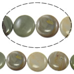 Agat Beads, Agat druri, Round Flat, 24x7mm, : 1.5mm, :15Inç, 16PC/Fije floku,  15Inç,
