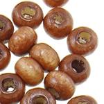 Beads druri, Numërator, i lyer, 3x4mm, : 1.8mm, 19230PC/Qese,  Qese