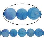 Beads Natyrore kuarc Ice agat, 10mm, : 1mm, : 16Inç, 10Fillesat/Shumë,  Shumë