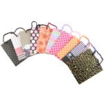 Shopping Bag, Letër, Drejtkëndësh, i përzier, ngjyra të përziera, 132x150x76mm, 12PC/Qese,  Qese