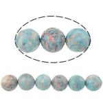 Rain Beads lule gur, Lule Rain Stone, Round, sintetik, asnjë, 20mm, : 15Inç, 20PC/Fije floku,  15Inç,