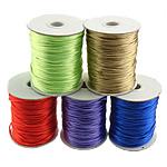Cord najlon, ngjyra të përziera, 2mm, 5PC/Shumë,  Shumë