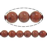 Beads Natyrore Coral, Grass Coral, Round, sintetik, i kuq, 14mm, : 1mm, : 16Inç, 13Fillesat/Shumë,  Shumë