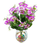 Lule artificiale Kryesore Dekor, Mëndafsh, Shape Tjera, 490x300mm, 10PC/Qese,  Qese
