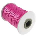 Cord Wax, rozë, 2mm, :100Oborr, 3PC/Shumë,  Shumë