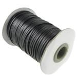 Cord Wax, e zezë, 2mm, :100Oborr, 3PC/Shumë,  Shumë
