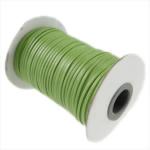 Cord Wax, e gjelbër, 2mm, :100Oborr, 3PC/Shumë,  Shumë