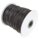 Cord Wax, ngjyrë kafe, 2.50mm, 3PC/Shumë,  Shumë