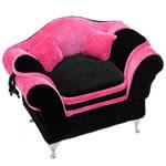Bizhuteri Velveteen Set Box, Divan, rozë, 200x150x115mm, 5Boxes/Shumë,  Shumë