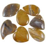 Agat pendants bizhuteri, Agat Verdha, i përzier, 46-63mm, : 2-2.5mm, 20PC/Qese,  Qese