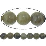 Beads labradorite, Round, natyror, i importuar, 6mm, : 2.2mm, :16Inç, 10PC/Shumë,  Shumë