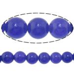 Beads Round Crystal, Ametist, 12mm, : 1.2mm, :15.5Inç, 5Fillesat/Shumë,  Shumë