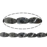 Beads labradorite, Kthesë, natyror, 8x16mm, : 1.5mm, :15.5Inç, 10Fillesat/Shumë,  Shumë