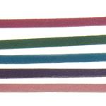 Cord Lesh, Kurrizit Lesh, ngjyra të përziera, 3mm, :1000Oborr, 1000Fillesat/Shumë,  Shumë