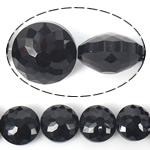 Imitim Swarovski Crystal Beads, Kristal, Round Flat, asnjë, imitim kristal Swarovski & makinë faceted, Reaktiv, 18x18x12mm, : 1.2mm, 100PC/Shumë,  Shumë