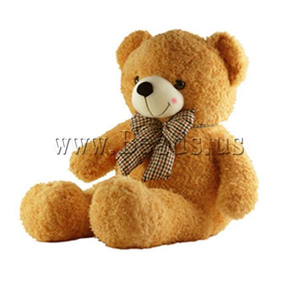 نحوه شستن خرس عروسکی اسباب بازی خرس عروسکی, شلوار مخمل کبریتی, دست ساز, زرد ...