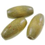 Beads druri, Daulle, asnjë, asnjë, ngjyra origjinale, 10x20mm, : 3.5mm, 525PC/Qese,  Qese