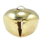 Hekuri Pendants Bell, Zile, ngjyra të ndritshme ari praruar, asnjë, asnjë, , nikel çojë \x26amp; kadmium falas, 30x25mm, : 5x4mm, 200PC/Qese,  Qese