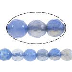 Agat Beads, Zjarri agat, Round, asnjë, asnjë, 6mm, : 1mm, : 14.5, 10Fillesat/Shumë,  Shumë