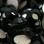 Cabochons Crystal, Kristal, Kube, i praruar, asnjë, Reaktiv, Një, 3.8-4.0mm, 10Grosses/Qese,  Qese