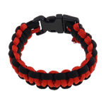 Custom Color Survival Bracelet, a bracelet and a life saving device, adjustable, great for everyday wear, Sold by Strand