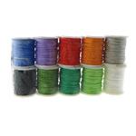 Cord najlon, ngjyra të përziera, 0.80mm, :100m, 10PC/Shumë,  Shumë